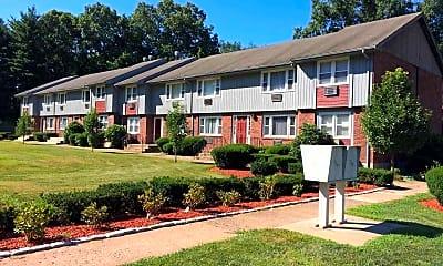 Building, Jefferson Apartments, 0