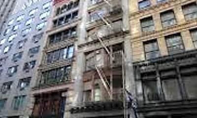 Building, 40 E 12th St, 2