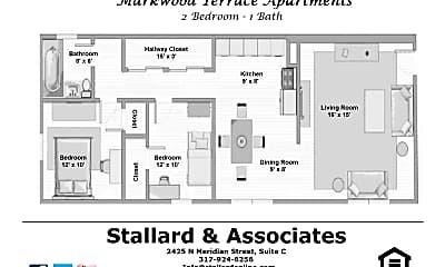 Bedroom, 920 E Markwood Ave, 2