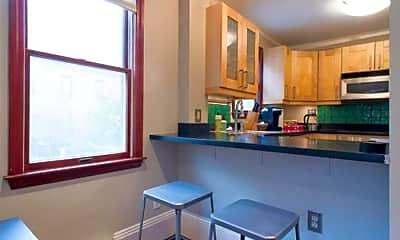 Kitchen, 50 Inman St, 1