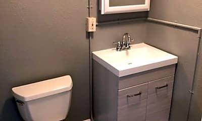 Bathroom, 614 Swede St, 1