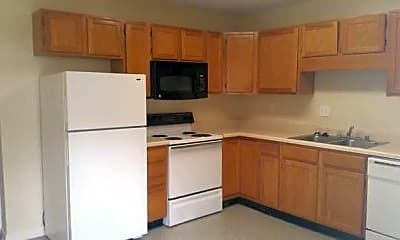 Kitchen, Auburn Place Town And Garden Homes, 2