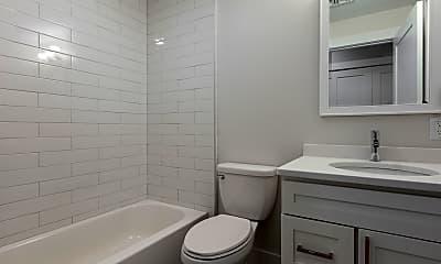 Bathroom, 186 Havre St, 2