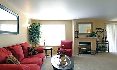 Living Room, Heatherwood, 1