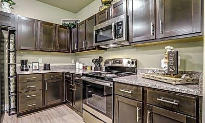 Kitchen, Prairie Gate Community, 1