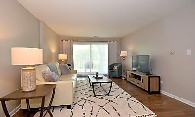 Living Room, 7510 Farmingdale Dr 210, 1