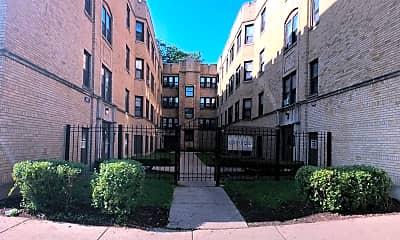 Building, 5417 W Washington Blvd, 2
