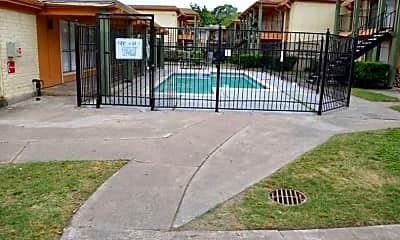 Pool, Cedar Branch, 1