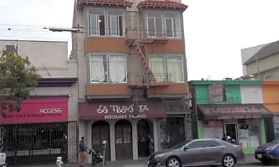 Building, 2852 Mission St, 2