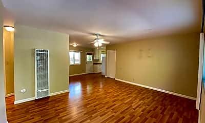 Living Room, 148 East E Street, 1
