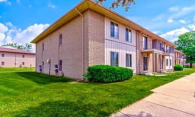 Building, Bridgewood Apartments, 0