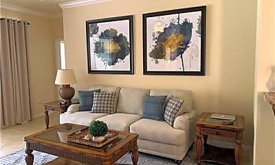 Living Room, 8088 Piedmont Dr, 0