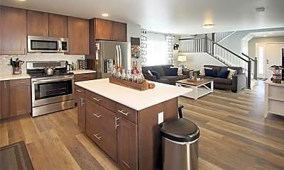 Kitchen, Briargate Homes, 1