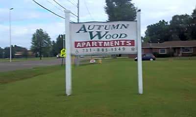 Autumn Wood Apartments Of Union City, 1