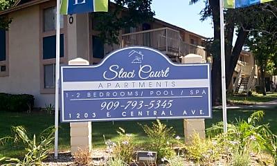 Staci Court Apartments, 1