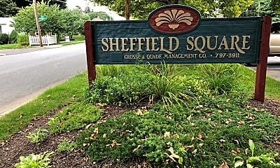 Sheffield Square Apts, 1