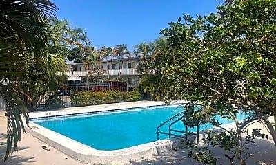 Pool, 1030 NE 7th Ave 11, 2
