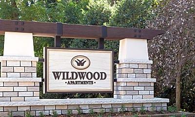Community Signage, Wildwood, 2