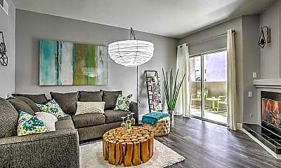 Living Room, Bloom, 1