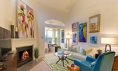 Living Room, Citrus Creek West, 1