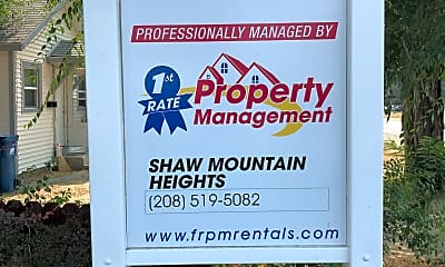 Shaw Mountain Heights Apts, 1