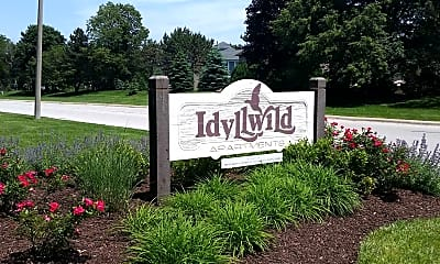 Community Signage, Idyllwild, 0