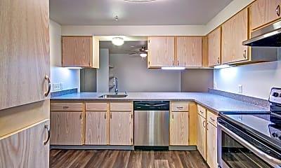 Kitchen, Vista Ridge Apartments, 1
