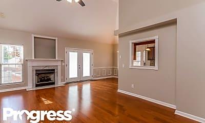 Living Room, 205 Parrish Pl, 1
