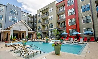 Pool, 930 E 15th St, 1