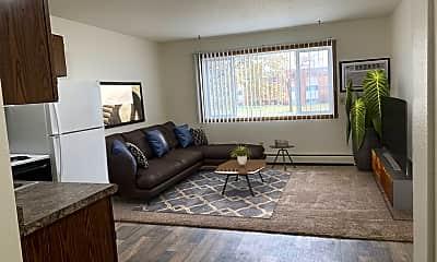 Living Room, 2525 15th St S, 0