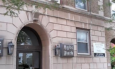Hyde Park Apartments, 2