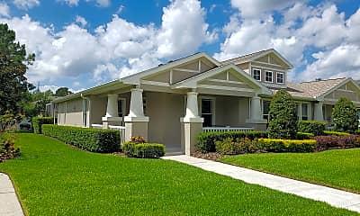 Building, 9536 Cavendish Dr, 1