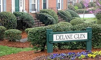 Delane Glen, 0