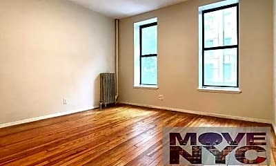 Living Room, 208 W 108th St, 1