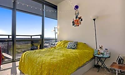 Bedroom, 235 W Van Buren #3804, 1