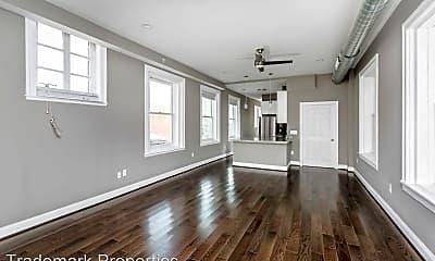 Living Room, 411 N Charles St, 2