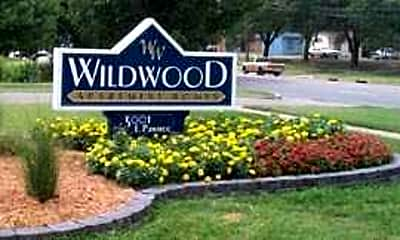 Community Signage, Wildwood Apartments, 0