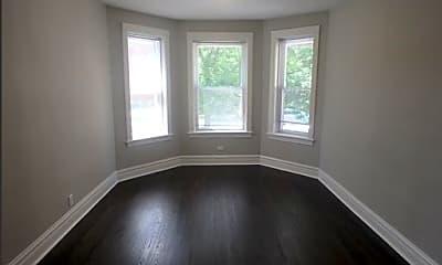 Living Room, 3133 N Harding Ave Unit 1, 1