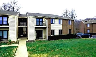Building, Deer Park Apartments, 1