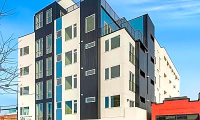 Building, Tennyson44, 1