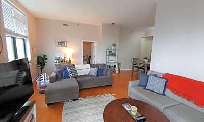 Living Room, 1464 Michigan Ave, 1