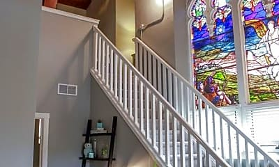 Foyer, Entryway, Lofts on Prospect, 2