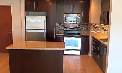 Kitchen, 1375 Lick Ave Unit 824, 1