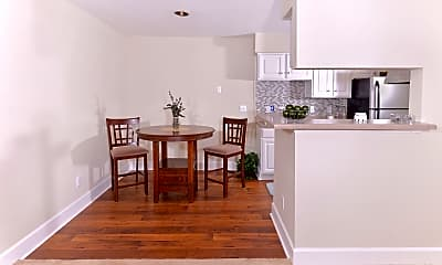Kitchen, The Grove at Deerwood, 2