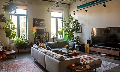Living Room, 1152 Germantown Ave, 0