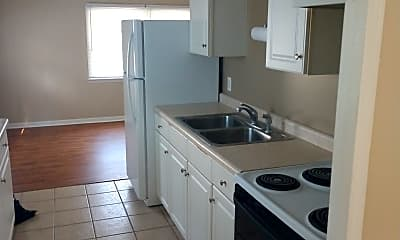 Kitchen, 307 N Carson Ave, 1