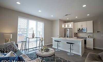 Living Room, 1508 Ridge Ave, 1