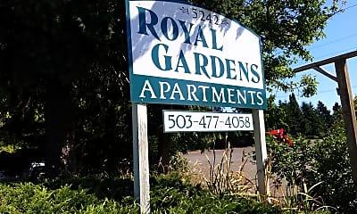 Royal Gardens Apartments, 1