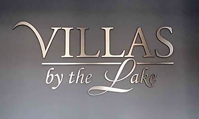 Community Signage, Villas By The Lake, 0