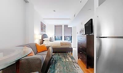 Living Room, 8 Winter St., #505, 2